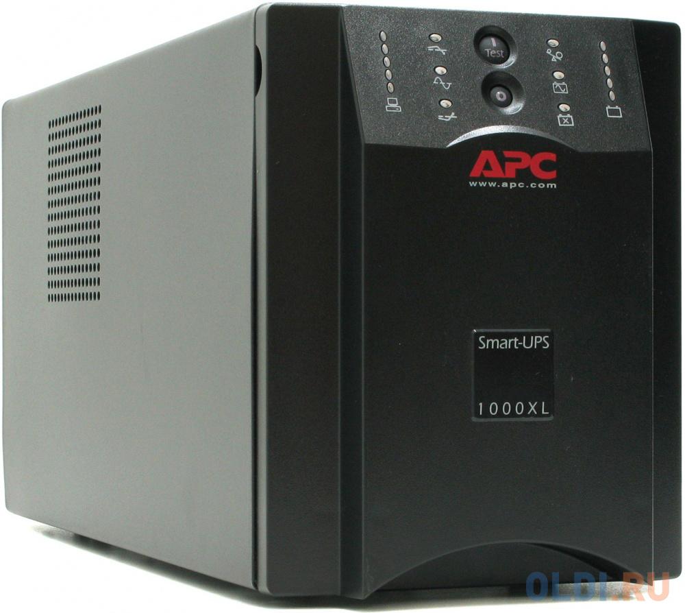 ИБП APC SMART 1000VA SUA1000XLI
