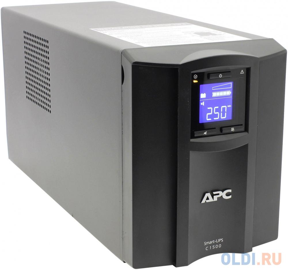 ИБП APC Smart-UPS SMC1500I 1500VA ибп apc smc1500i 2u 1500va