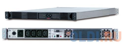 ИБП APC SUA750RMI1U Smart-UPS 1U 750VA/480W LCD недорого