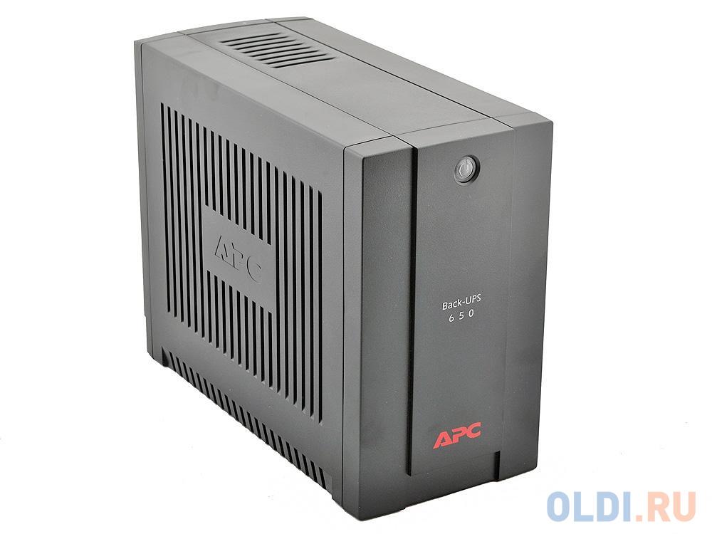 ИБП APC BX650CI-RS Back-UPS RS 650VA/390W (3+1 EURO)