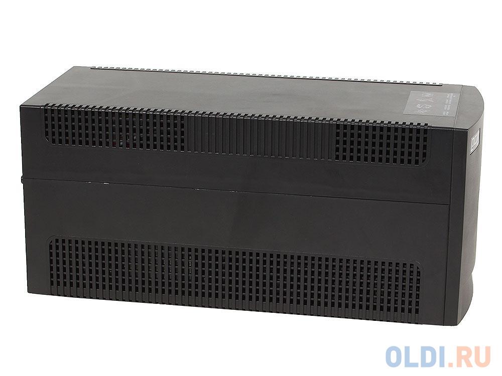 ИБП Powercom RPT-1500AP Raptor 1500VA/900W USB,AVR,RJ11,RJ45 (6 IEC) ибп powercom rpt 1025ap raptor 6 iec