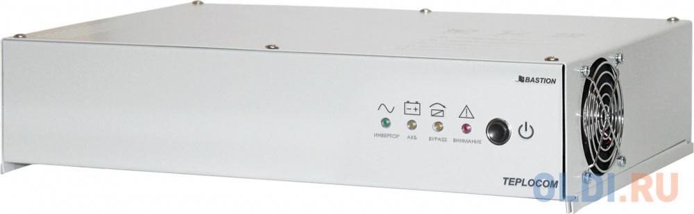 ИБП Бастион Teplocom-1000 1000VA