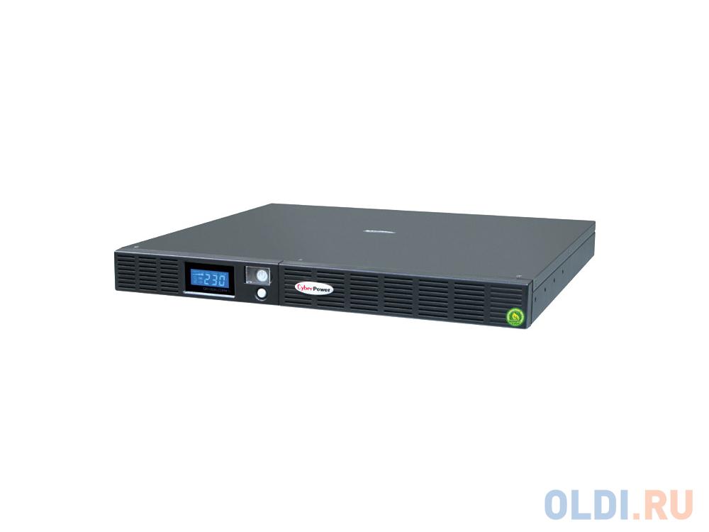 ИБП CyberPower 1000VA OR 1000 LCD 1Unit line-interactive OR1000ELCDRM1U