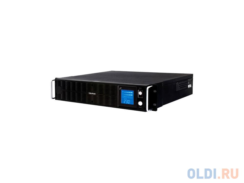 ИБП CyberPower 2200VA PR 2200 LCD XL 2Unit line-interactive PR2200ELCDRTXL2U 0 pr на 100