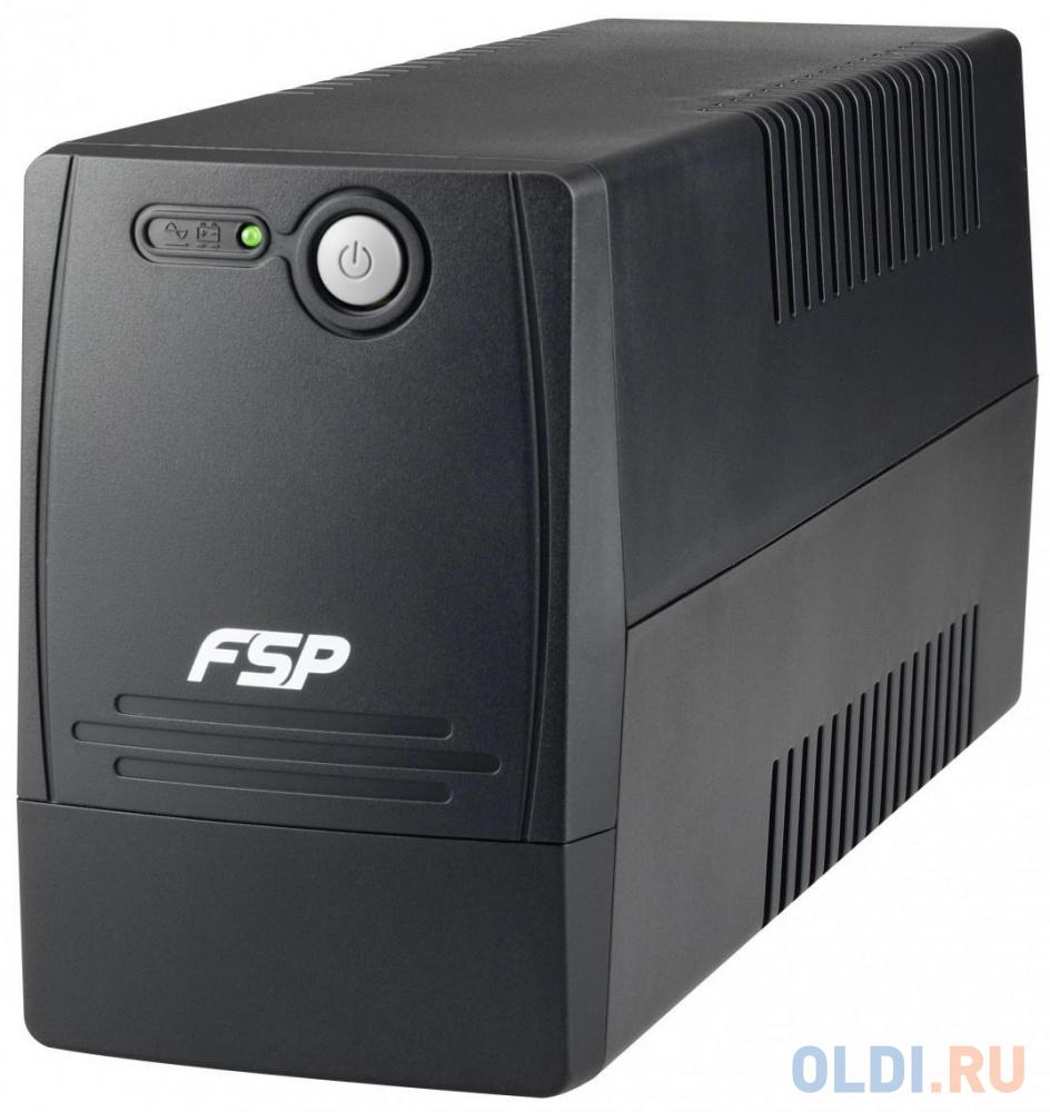 ИБП FSP DP 850 850VA/480W (2 EURO) ибп fsp dp 850 850va 480w 2 euro