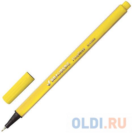 Ручка капилярный BRAUBERG
