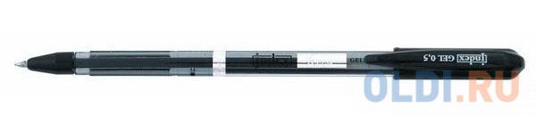 Гелевая ручка Index Reed черный 0.5 мм IGP101/BK IGP101/BK фото