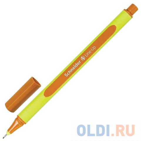 Капиллярная ручка капилярный SCHNEIDER Line-Up красное дерево 0.4 мм