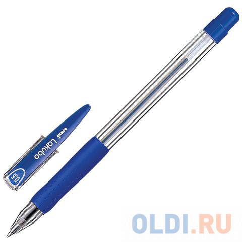 Ручка шариковая шариковая UNI Lakubo SG-100(05) BLUE синий 0.25 мм 142603.