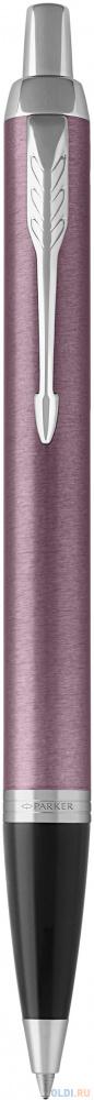 Шариковая ручка автоматическая Parker IM Core K321 Light Purple CT синий M 1931634