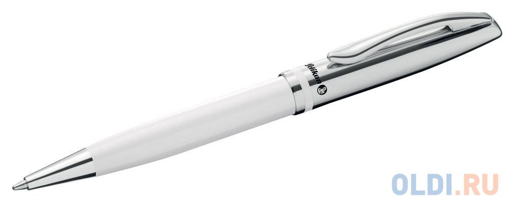 Ручка шариковая Pelikan Jazz Classic (806978) белый фото