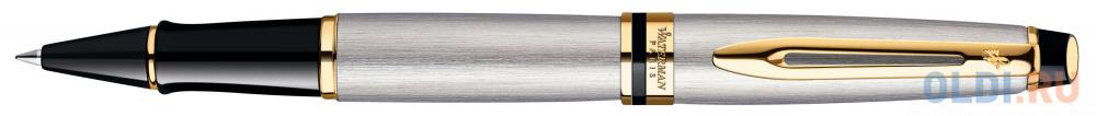 Ручка-роллер Waterman Expert 3 Steel GT черный F S0951980 фото