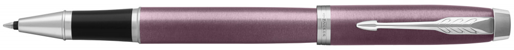 Ручка-роллер Parker IM Core T321 Light Purple CT черный F 1931635