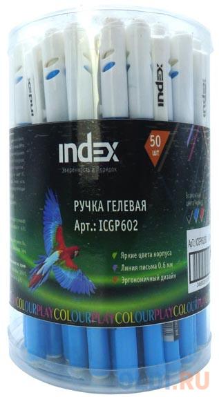 Гелевая ручка Index