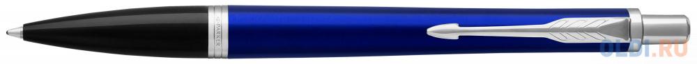 Шариковая ручка автоматическая Parker Urban Core K309 Nightsky Blue CT синий M 1931581 фото