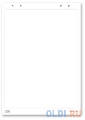 Блокнот для флипчарта 2х3 (Дважды три Польша) 30 листов чистый 58х83 см B02.
