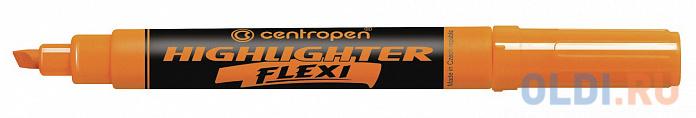 Текстмаркер Centropen 8542/1О 1 мм оранжевый