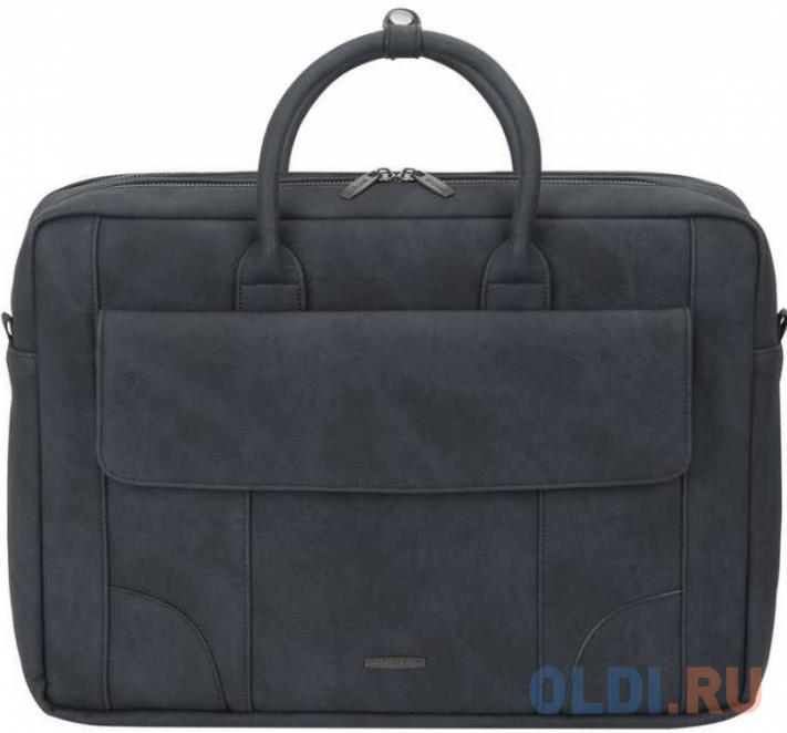 Фото - Сумка для ноутбука 16 Riva 8942 черный полиуретан сумка для ноутбука 16 riva 8290 полиэстер черный