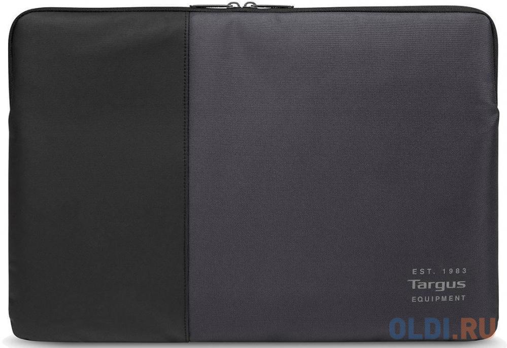 """Чехол для ноутбука 14"""" Targus TSS94804EU нейлон серый черный"""