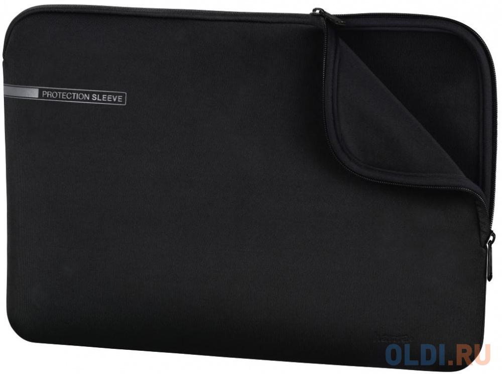 """Чехол для ноутбука 13.3"""" HAMA 00101545 неопрен черный"""