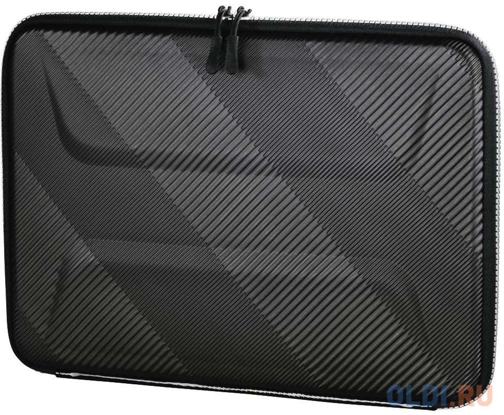 """Чехол для ноутбука 13.3"""" HAMA Protection черный серый 00101793"""