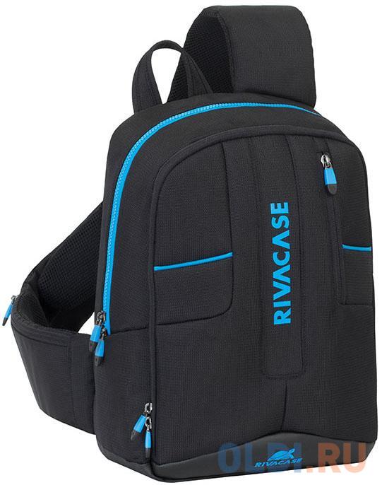 Рюкзак для ноутбука 13.3 Riva 7870 полиэстер черный