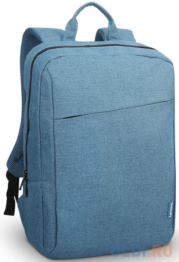 Рюкзак для ноутбука 15.6 Lenovo B210 полиэстер синий GX40Q17226 рюкзак для ноутбука 15 6 lenovo b515 синий