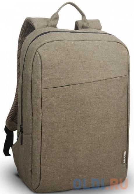 "Рюкзак для ноутбука 15.6"" Lenovo B210 полиэстер зеленый GX40Q17228"