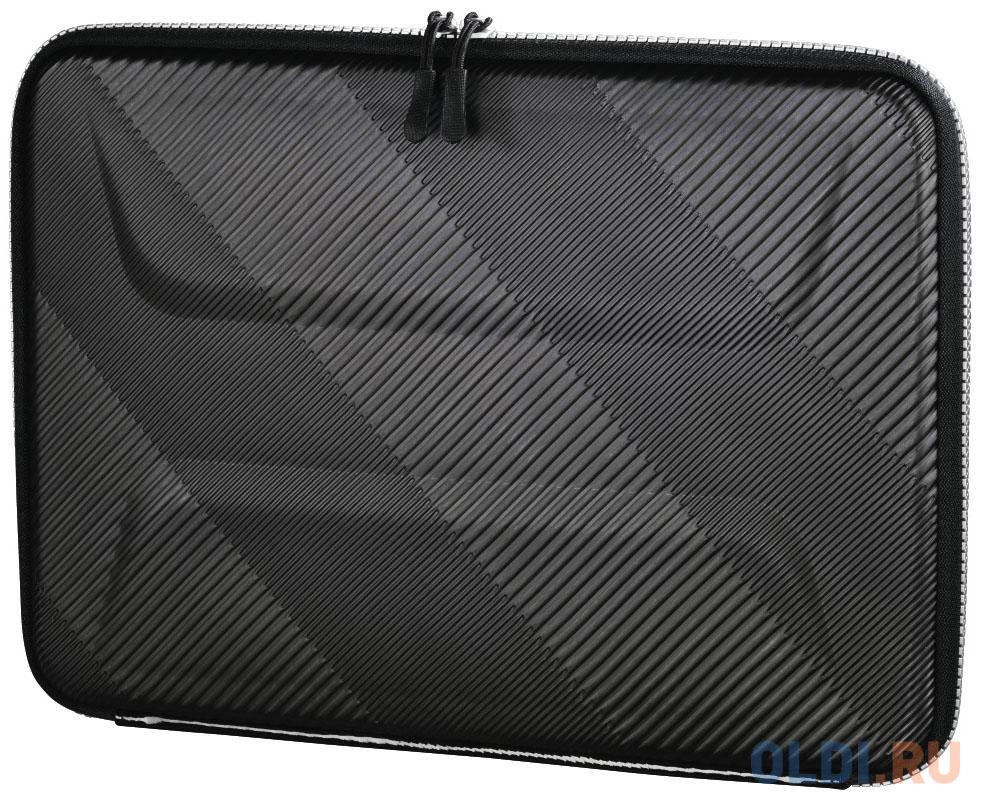 """Кейс для ноутбука 15.6"""" HAMA Protection черный 00101904"""