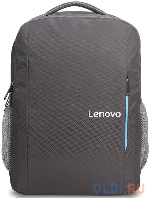 Рюкзак для ноутбука 15.6 Lenovo Everyday Backpack B515 полиэстер серый GX40Q75217 рюкзак для ноутбука 15 6 lenovo b515 синий