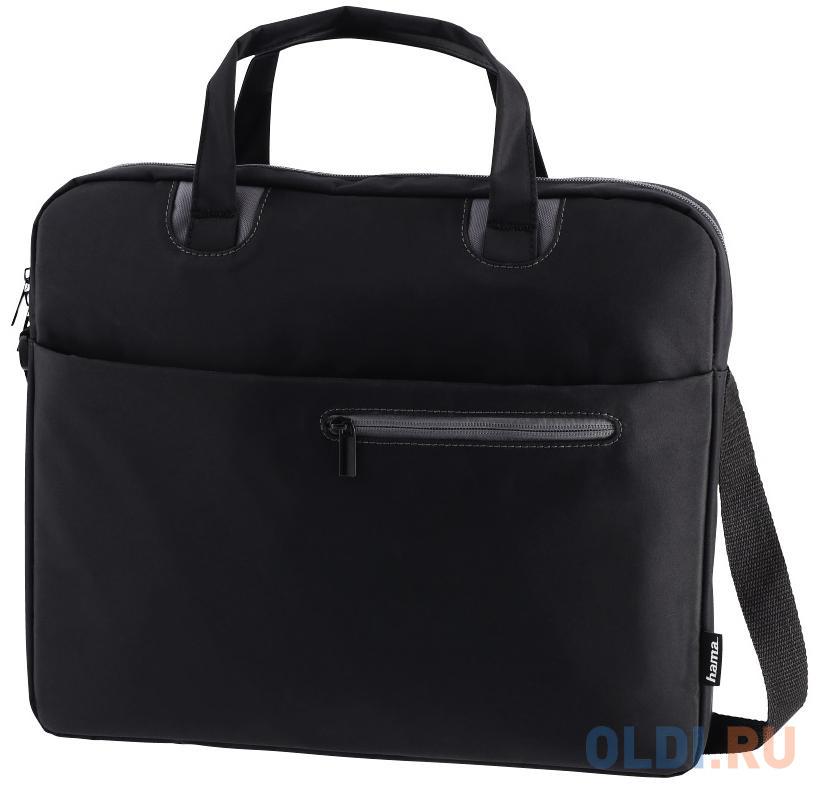 """Сумка для ноутбука 15.6"""" HAMA Sydney полиэстер черный 00101932"""