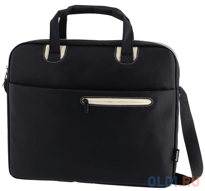"""Сумка для ноутбука 15.6"""" HAMA Sydney полиэстер черный 00101934"""