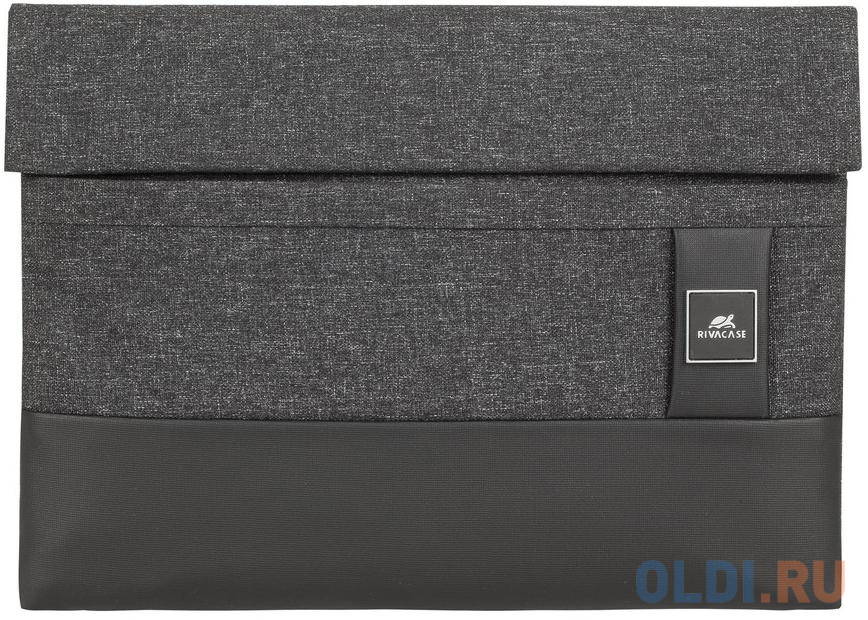 """Чехол для ноутбука 13.3"""" Riva 8803 полиэстер полиуретан черный"""