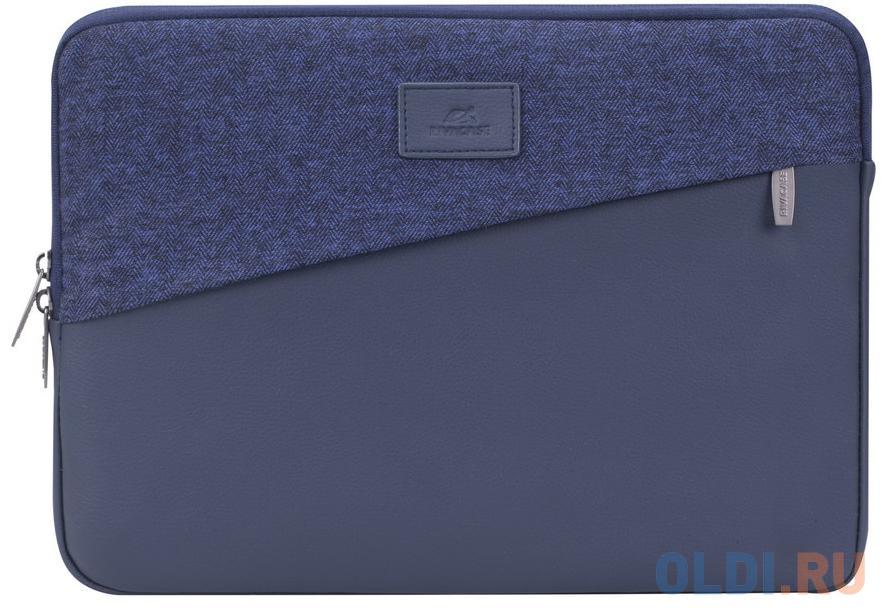 """Чехол для ноутбука 13.3"""" Riva 7903 полиэстер полиуретан синий"""