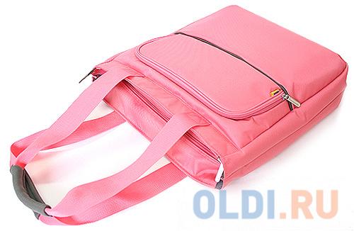 Фото - Сумка для ноутбука 15.4 Sumdex PON-459PK полиэстер розовый сумка sumdex impulse notebook