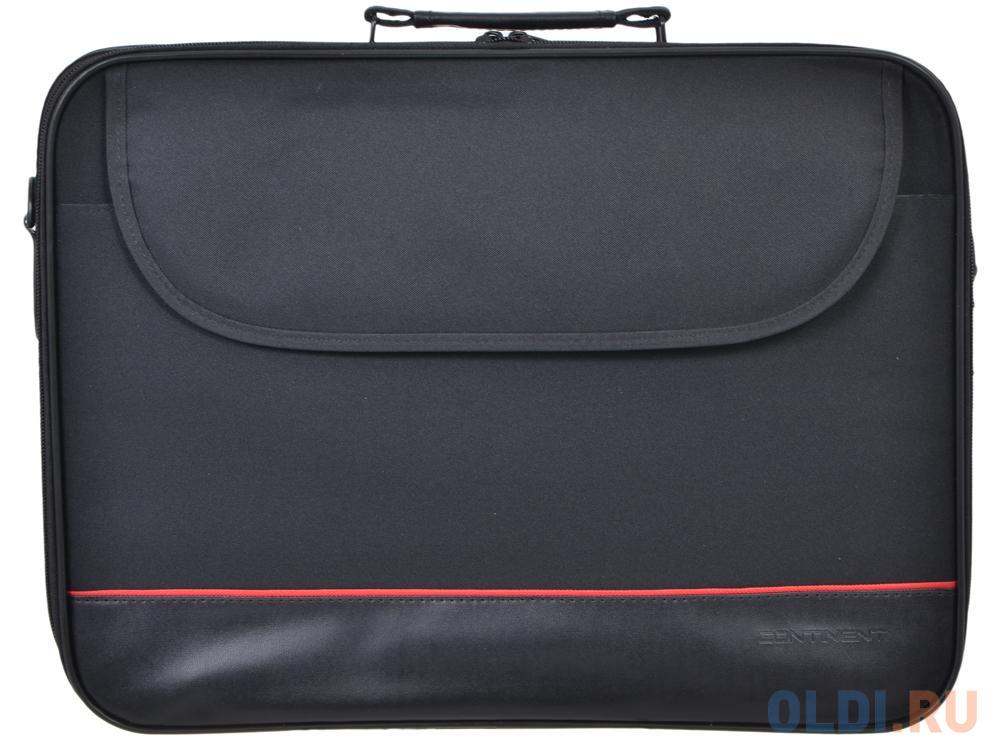 Сумка для ноутбука 15 Continent CC-100BK нейлон черный сумка 15 6 inch continent cc 211 black