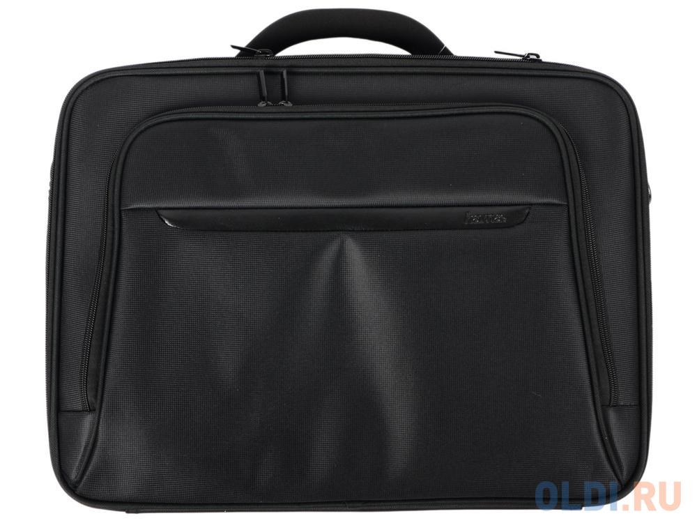 """Сумка для ноутбука 17.3"""" HAMA Miami Life полиэстер черный 00101219"""