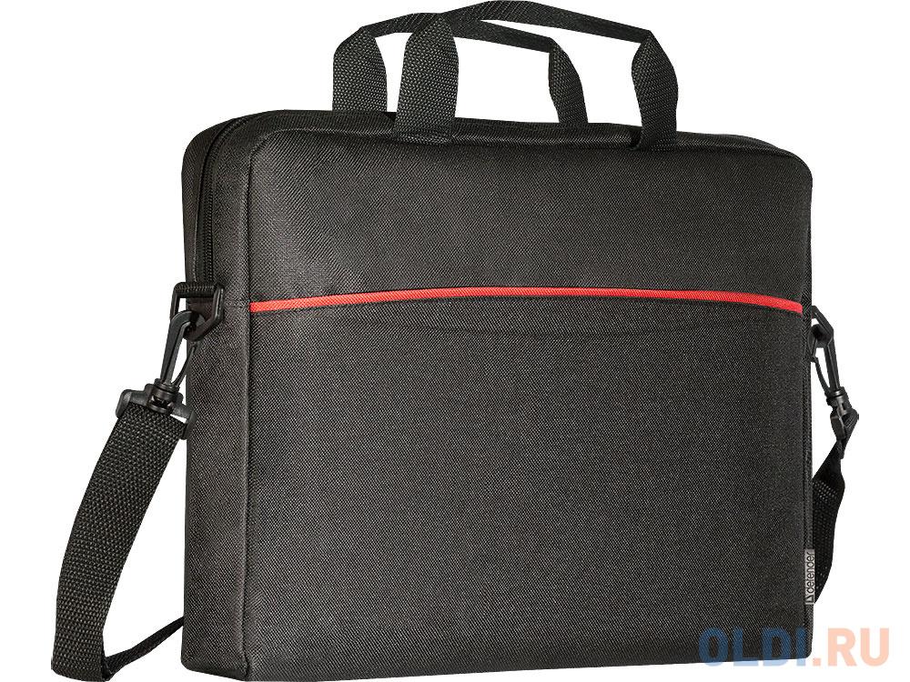 """Сумка для ноутбука DEFENDER Lite 15.6"""" черный"""