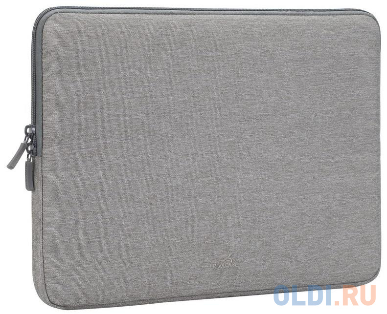 Чехол для ноутбука 13.3 Riva 7703 серый полиэстер