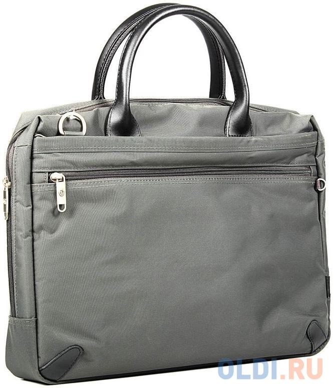 Фото - Сумка для ноутбука 15 Sumdex NON-913GY серый нейлон сумка sumdex impulse notebook