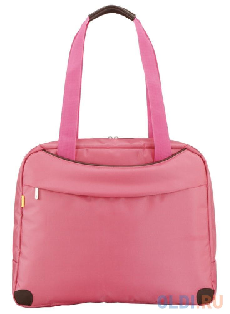 Фото - Сумка для ноутбука 15 Sumdex Impulse Fashion Place Business TotePON-453PK розовый сумка sumdex impulse notebook