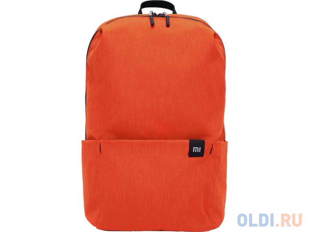Фото - Рюкзак для ноутбука 13.3 Xiaomi Mi Casual Daypack полиэстер оранжевый рюкзак для ноутбука xiaomi mi casual daypack zjb4147gl 13 3 розовый