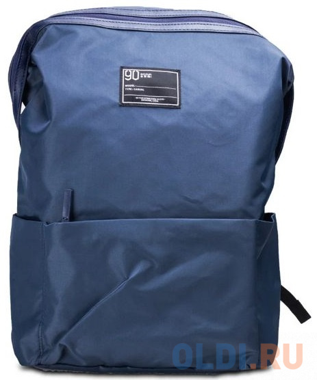 Рюкзак XIAOMI NINETYGO Lecturer Leisure Backpack (серо-голубой) xiaomi backpack 10l urban leisure sport chest bag light small size shoulder unisex backpack