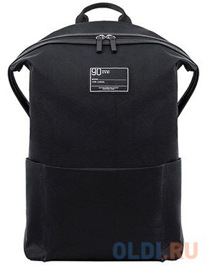 Рюкзак XIAOMI NINETYGO Lecturer Leisure Backpack (чёрный) рюкзак xiaomi college style backpack polyester leisure bag 15 6 black