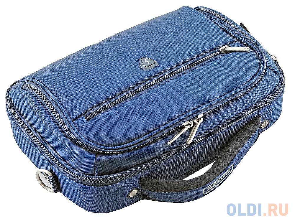 Сумка для ноутбука 10 Sumdex PON-340BU синяя сумка для ноутбука 10 sumdex pon 340bu синяя
