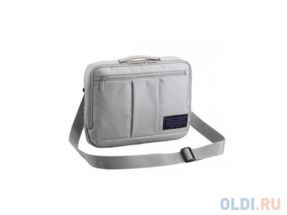 Фото - Сумка для ноутбука 10 Sumdex PON-496GV серый сумка sumdex 16 pon 202nv navi