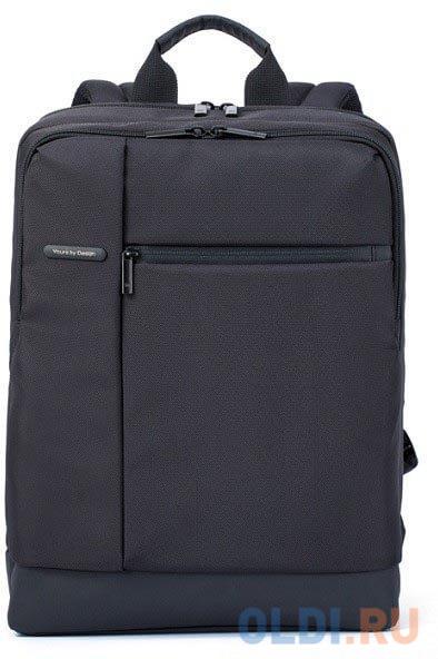 Рюкзак для ноутбука 15 Xiaomi Mi Business полиэстер черный ZJB4064GL.