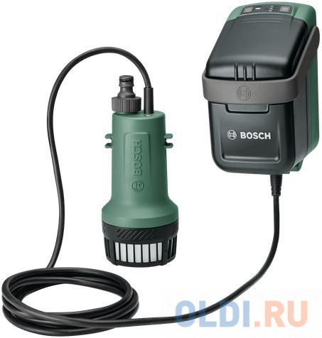 Садовый насос бочечный Bosch Garden Pump 2000л/час