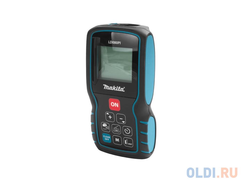 Лазерный дальномер Makita LD080PI