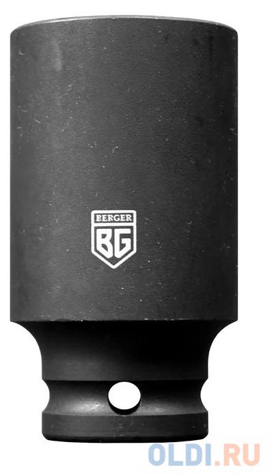 Фото - Головка торцевая удлиненная ударная 1/2 17мм BERGER BG2139 торцевая головка ударная глубокая berger 2142